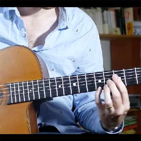 Intro to Gypsy Jazz Chord Melody | Soundslice